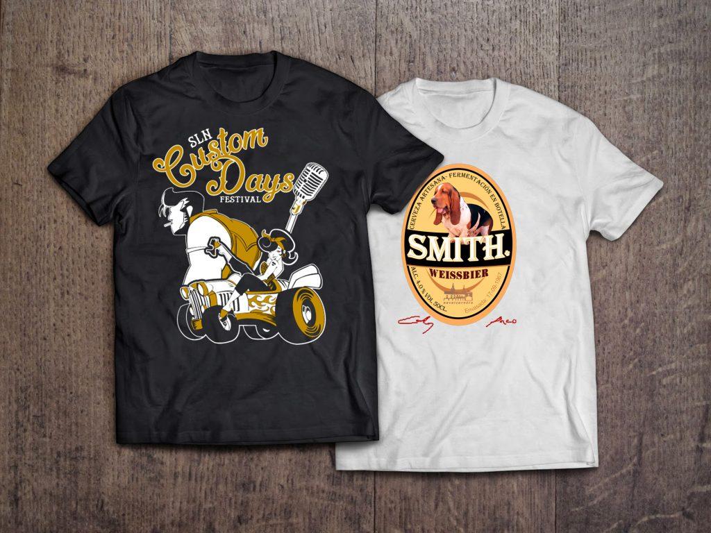 3981bae3f7601 Camisetas personalizadas en Móstoles